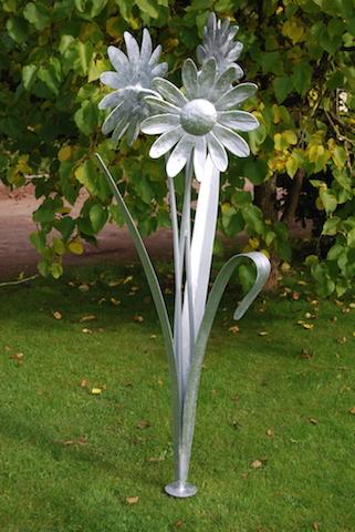 Metal Sculptures Metal Garden Plant Sculptures