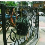Contemporary Gates Railings14 0