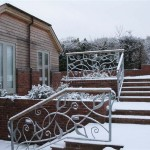 Contemporary Gates Railings9 0