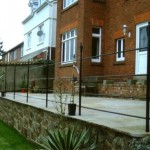 Iron Gates Railings10 0