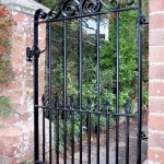 Iron Gates Railings1 0