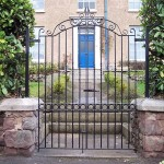 Iron Gates Railings2 0
