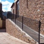 Iron Gates Railings7 0